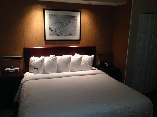 SpringHill Suites Boulder Longmont : Bed