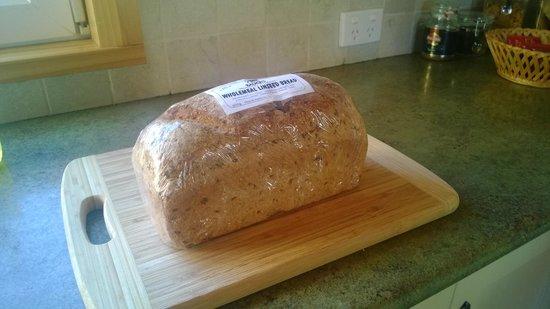 Whispering Spirit Cottages : Fresh Made Bread