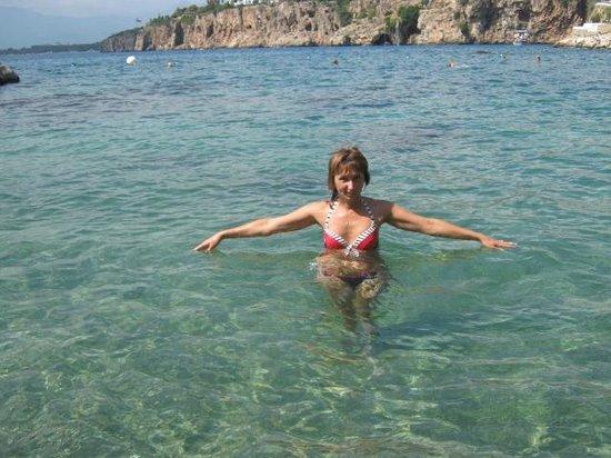 Dantel Pansion : Кристально чистое море
