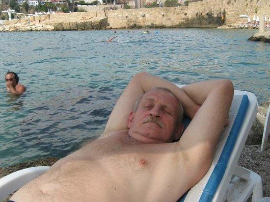 Dantel Pansion : Приятно подремать возле моря
