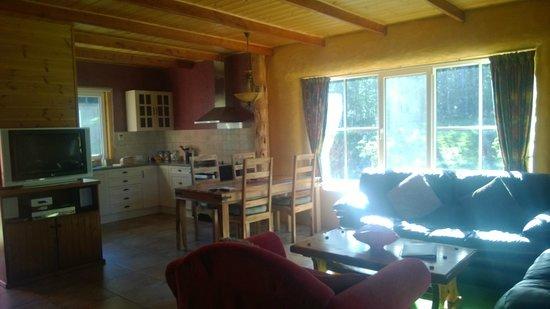 Whispering Spirit Cottages : Inside