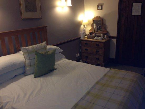 Meysey Hampton, UK: Double ensuite room