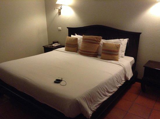 Rimping Village: Bed