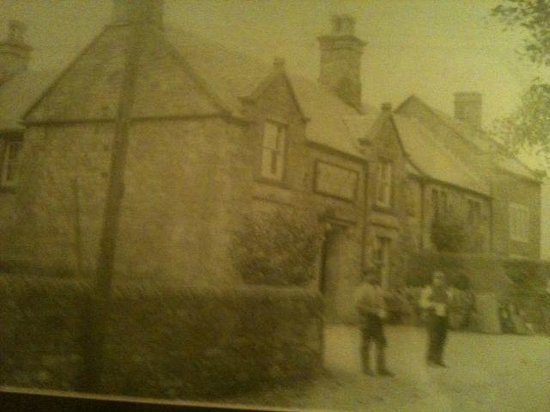 Staffordshire Knot Inn: the old place