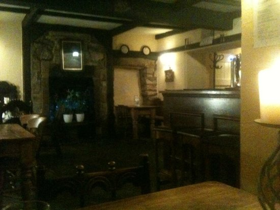 Staffordshire Knot Inn: interior