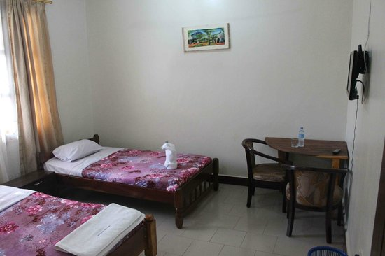 Hartebeest View Lodge: room