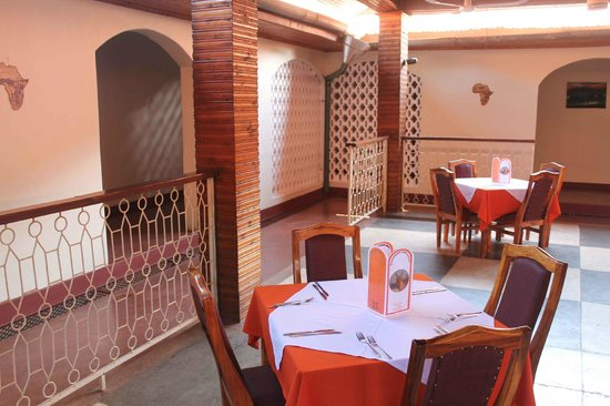 Hartebeest View Lodge: restaurant