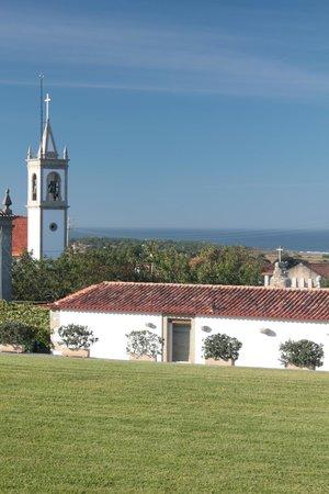 Quinta do Monteverde: View to the coast