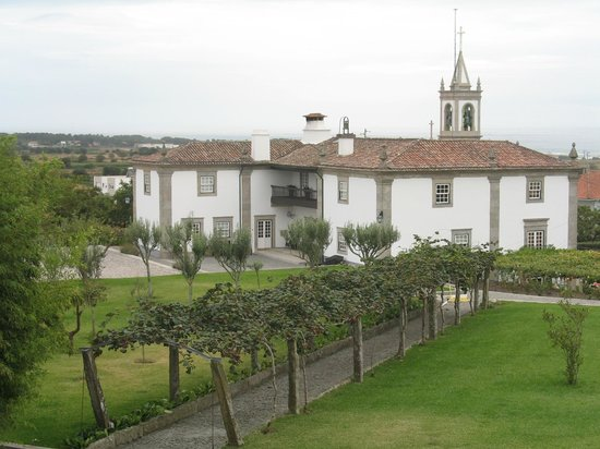 Quinta do Monteverde: The Quinta (main house)