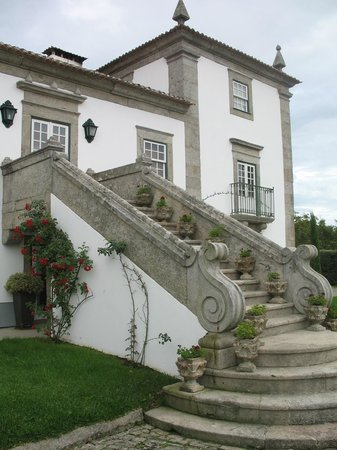 Quinta do Monteverde: Main house front entrance