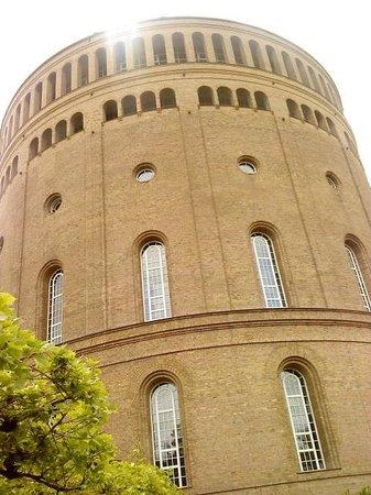 Hotel Im Wasserturm : Wasserturm Aussenansicht