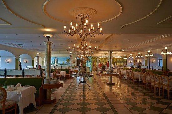 Grecotel Corfu Imperial: Ресторан