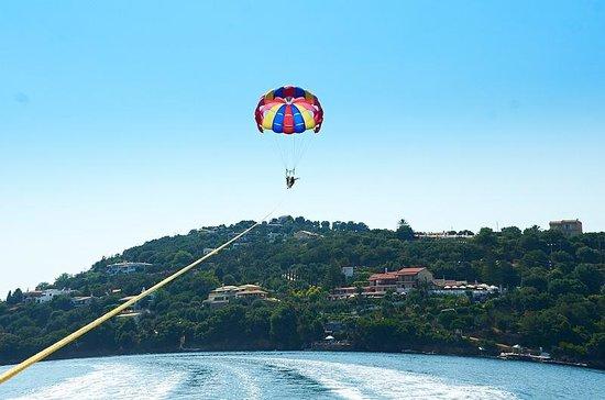 Grecotel Corfu Imperial: Water sport! Amazing!