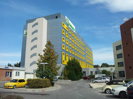 Holiday Inn Athens Attica Avenue Airport West: Hotel