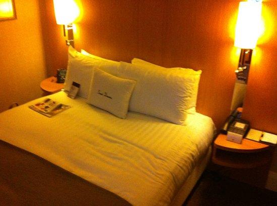 DoubleTree by Hilton Hotel Sheffield Park: Beds