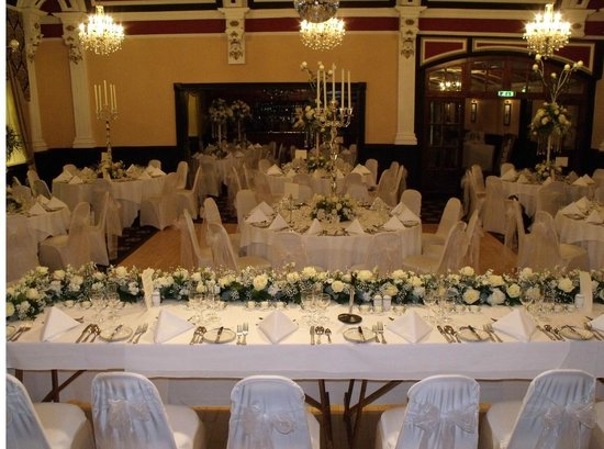 Doric Hotel: Weddings