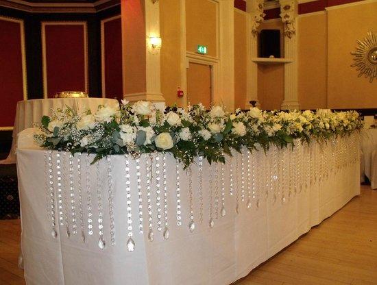 Doric Hotel: Weddings