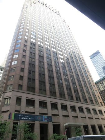 Andaz Wall Street: Hotel
