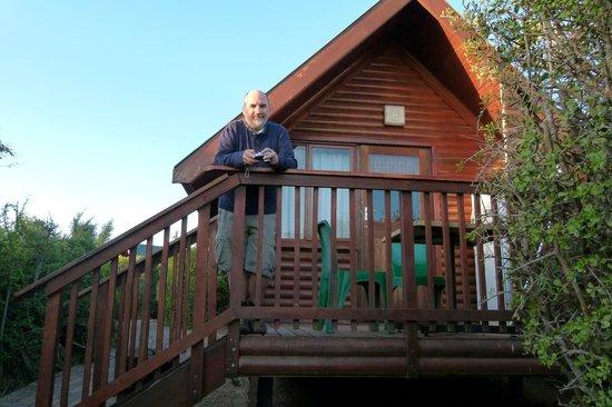 "Addo Rest Camp: Vista de un ""forest cabin"""