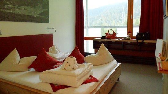 Hotel MyTirol : Sehr schönes Zimmer !