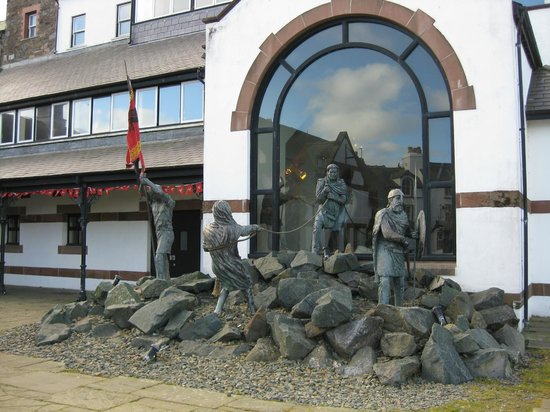 House of Manannan: Outside and Inside