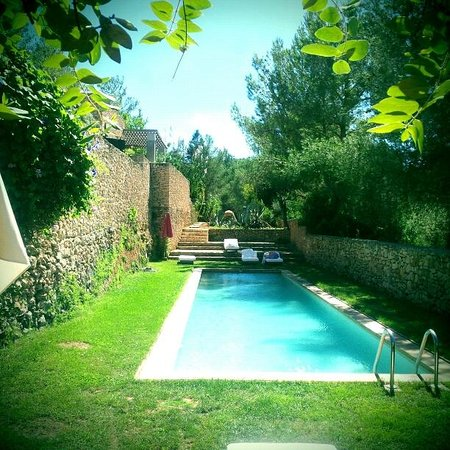 Les Terrasses: pool 2
