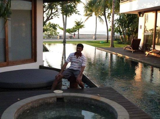 Holiday Inn Resort Baruna Bali: villa