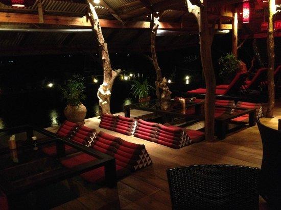 Buddha View: Restaurant