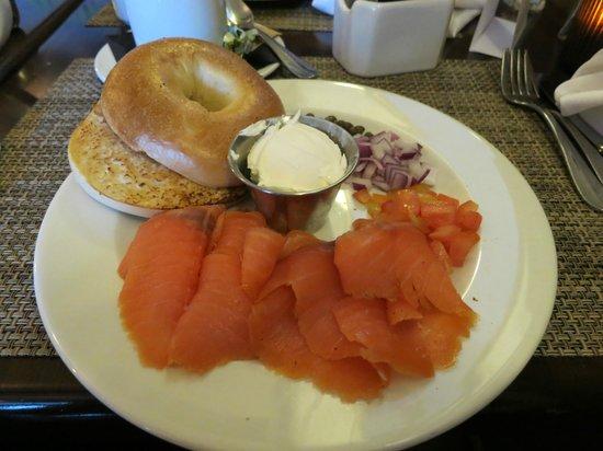 The Brunswick Hotel and Tavern: Frühstück
