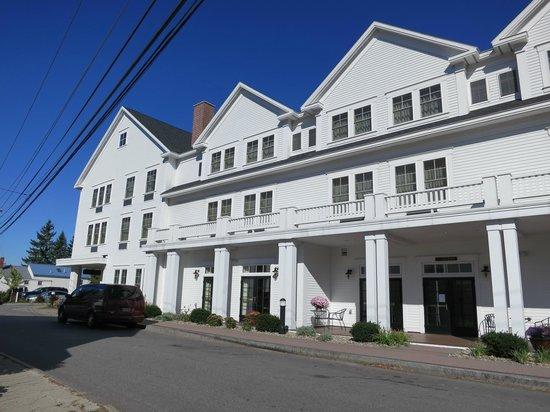 The Brunswick Hotel and Tavern : Hotel