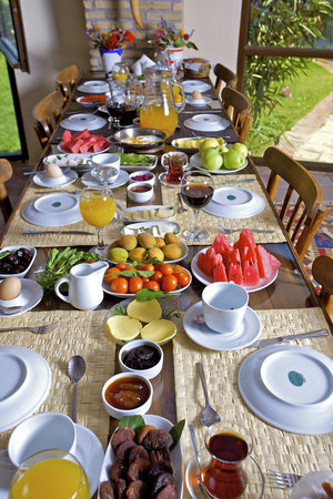 Ephesus Boutique Hotel: Breakfast
