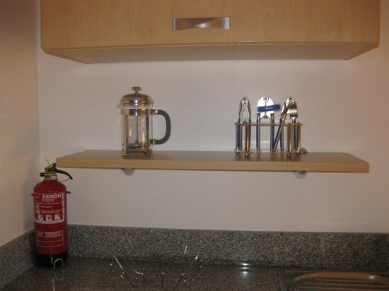 Estrela da Luz: kitchen