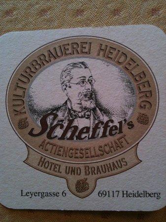 Scheffel's: Fab restaurant