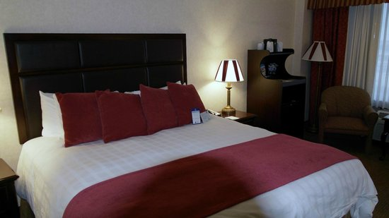 Best Western Plus Grosvenor Airport Hotel: Zimmer Nr.908