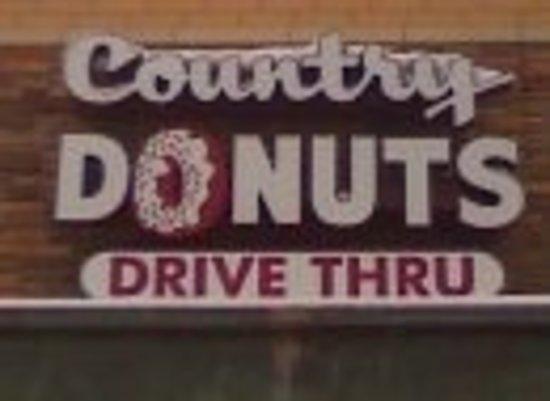 Original Country Donuts: 24 HourDriveThru