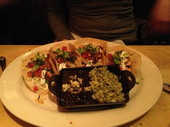 The Cheesecake Factory: Mexikanisch