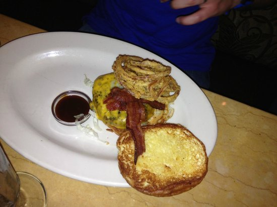 The Cheesecake Factory: Burger
