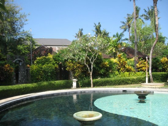 Sari Sanur Resort: View from the pool
