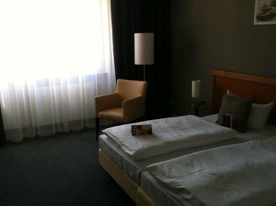 Leonardo Hotel Heidelberg City Center: Bedroom