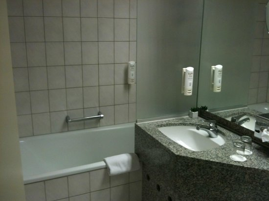 Leonardo Hotel Heidelberg City Center: Bathroom