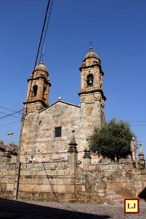 Galicia Incoming Services: Cambados. Iglesia de San Benito