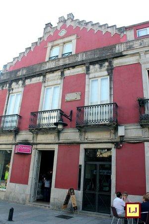 Galicia Incoming Services: Cambados. Casa de Valle-Inclán