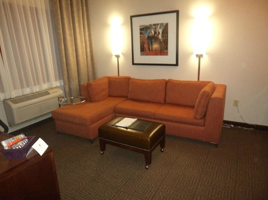 Embassy Suites by Hilton Portland Maine: room
