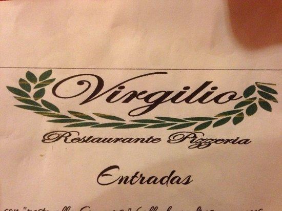 Virgilio Restaurante & Pizzeria: Amamos o restaurante! Simples, aconchegante, romântico, agradável e atendimento muito simpático!