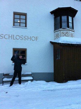Chalet Schlosshof: Schlosshof