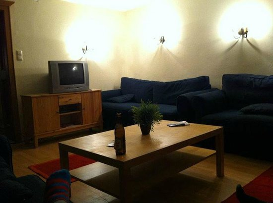 Chalet Schlosshof: Communal Room
