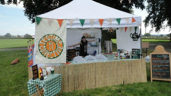 Teatime Collective: Festival Catering