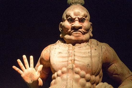 MAO - Museo d'Arte Orientale: guerriero