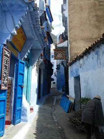 Plan-It Fez: Alleys in Chefchaouen
