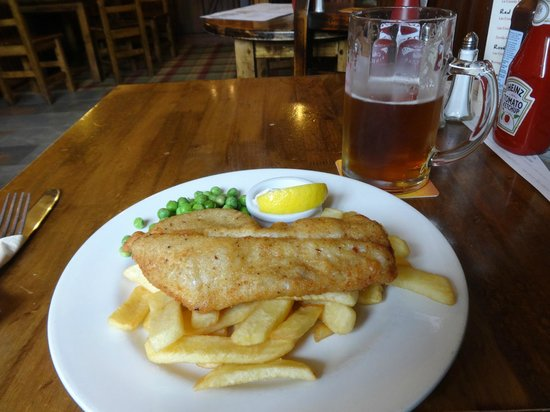 The Forth Inn: Great Fish and Chips!